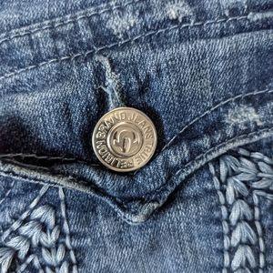 True Religion skinny jeans sz:26
